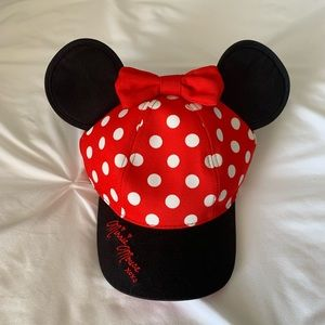 Authentic Minnie Mouse Hat